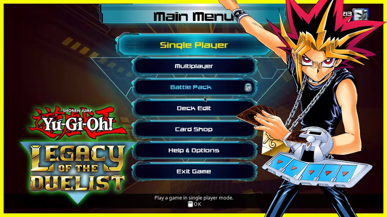 DOWNLOAD YU - Yu-Gi-Oh! Legacy Of The Duelist: Link Evolution Free